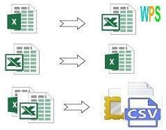 複数ブックの一括形式変換ロゴ