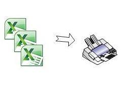 Excelの複数ブックの連続印刷