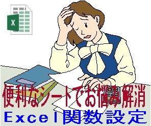 excel関数設定ロゴ